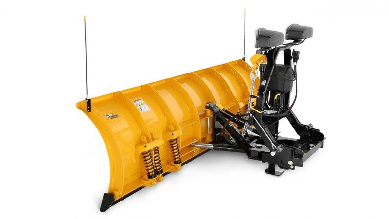 2019 Fisher HC 9ft Snow Plow