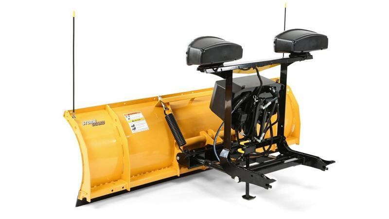2019 Fisher HS 7ft 2in Snow Plow