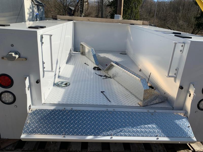 G.W. Anglin Service Body Truck Bed