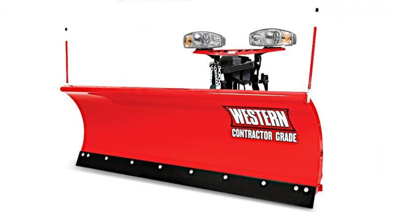 2019 Western 8ft 6in Pro Plus Snow Plow