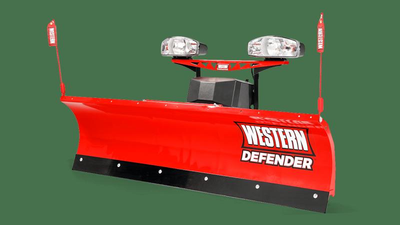 2019 Western Defender 6ft 8in Snow Plow