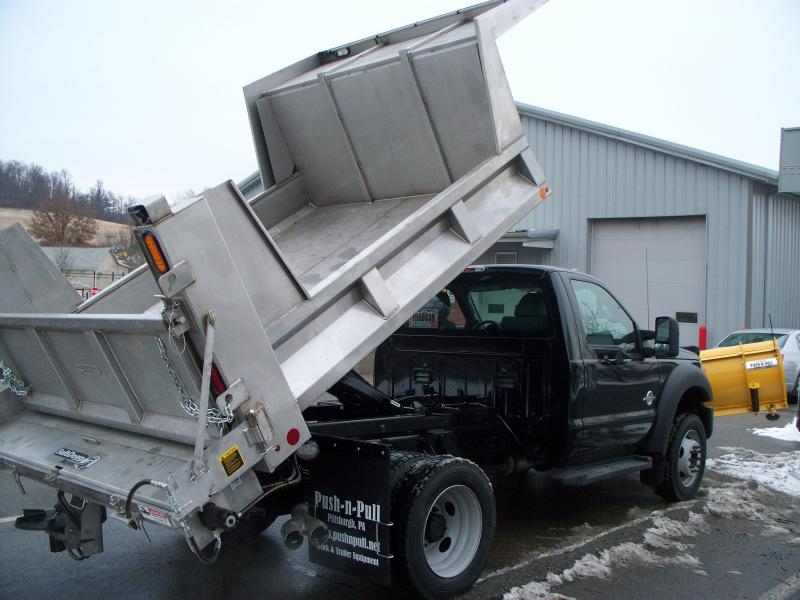 2018 Industrial Metal 9 Stainless Steel Dump Bed Truck Bed