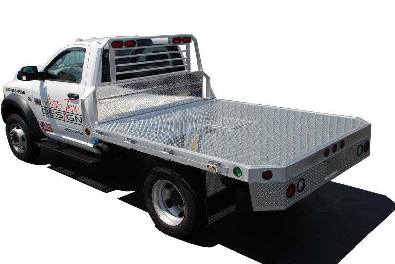 2017 Other Brute HD Aluminum Flatbed Truck Bed