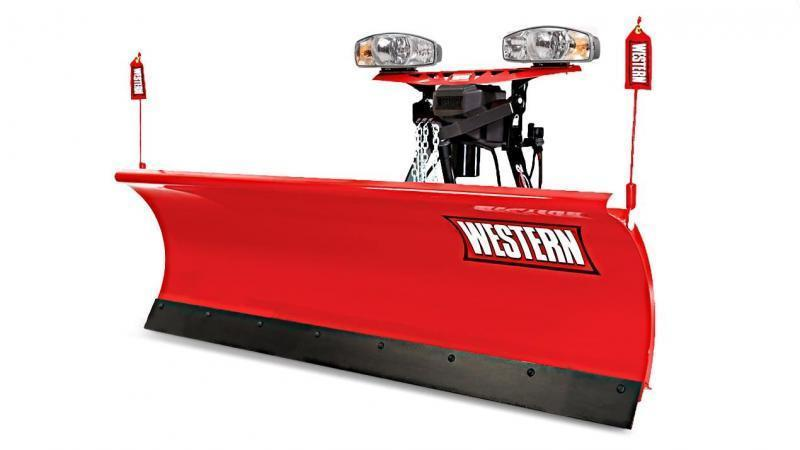 2019 Western Poly PRO 8ft Snow Plow