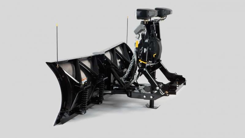 2019 Fisher Extreme-V SS 8ft 6in Snow Plow