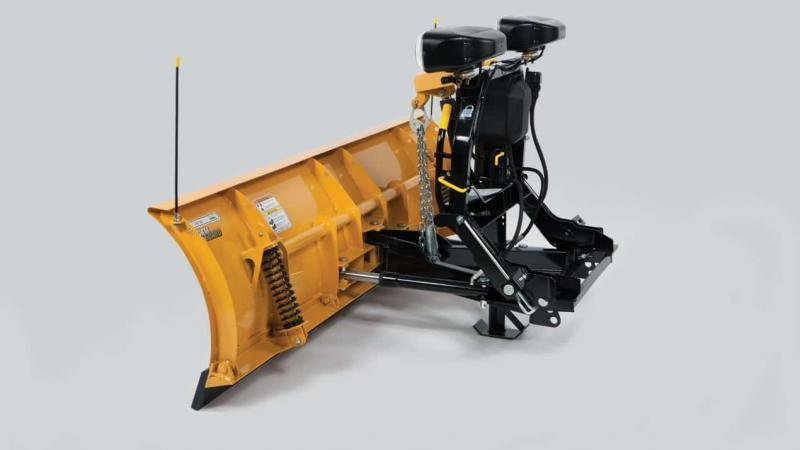 2019 Fisher HD2 7ft 6in Snow Plow