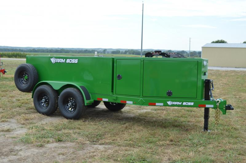 2019 Farm Boss 990 Tank Trailer