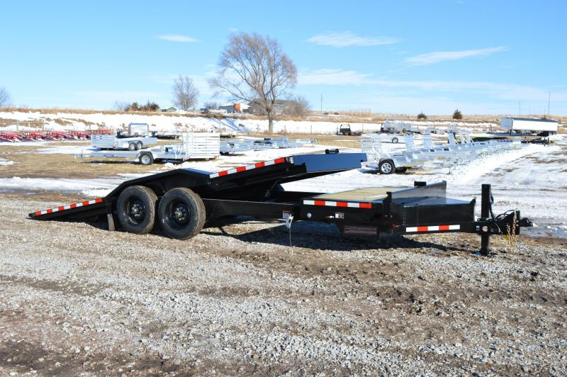 2020 Midsota TBWB-22 Equipment Trailer