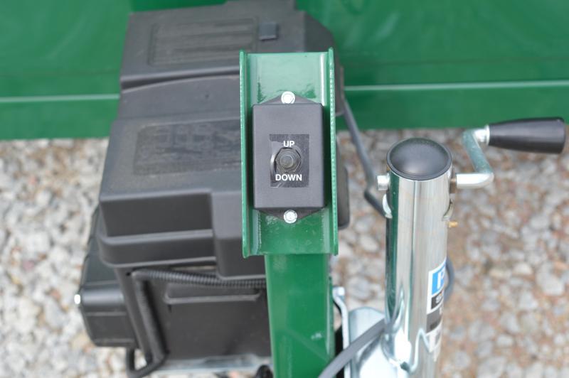 2020 Midsota MiniDump Utility Trailer