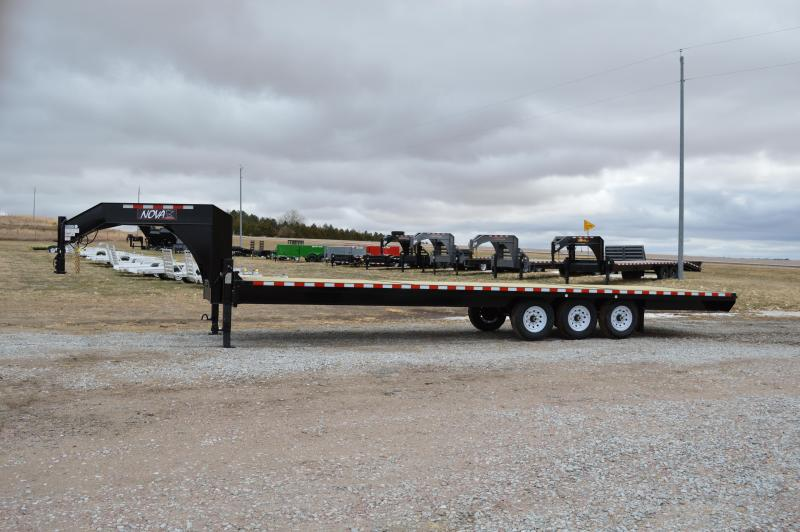 2020 Midsota ETO-30 Flatbed Trailer