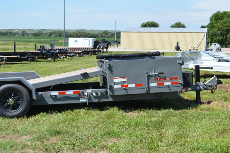 2018 Midsota HS-21 Tilt Equipment Trailer