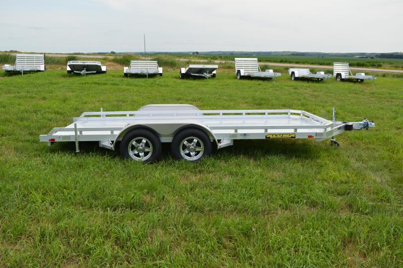 2020 Aluma 7816TA-R ATV Trailer