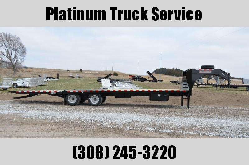 2019 Midsota FB32GN-HB Equipment Trailer