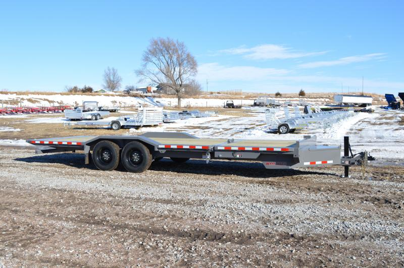 2020 Midsota TBWB-24 Equipment Trailer