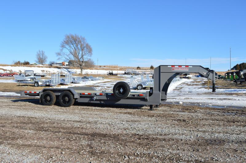 2020 Midsota TBHD-24 Equipment Trailer