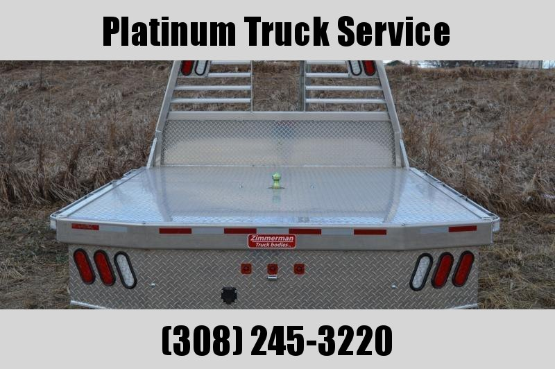 2019 Zimmerman 6000XL (Long Bed ) Truck Bed