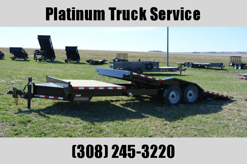 2019 Midsota TBWB-24 Equipment Trailer