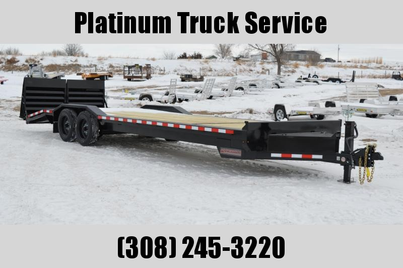 2019 Midsota STWB-26 Equipment Trailer