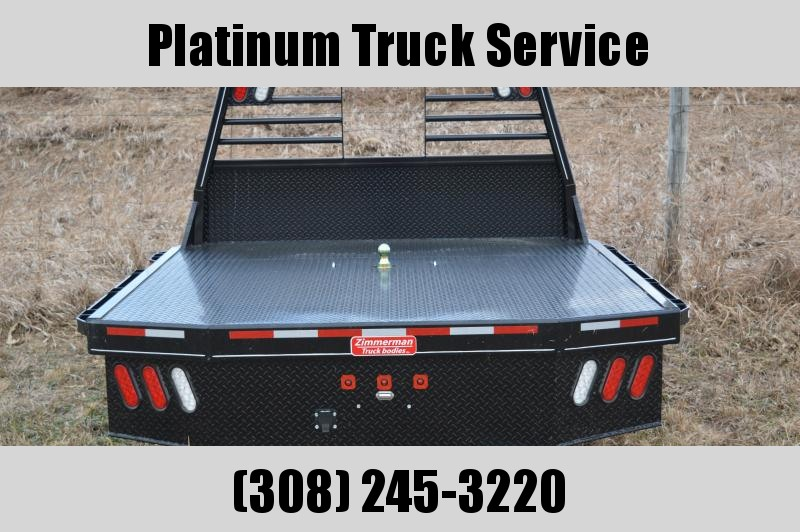 2019 Zimmerman 3000XL ( Long Bed ) Truck Bed