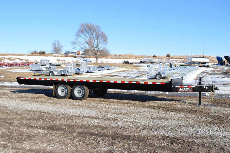 2020 Midsota ETO-24 Flatbed Trailer