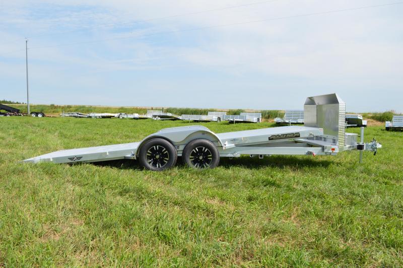 2020 Aluma 8220ANV-TILT-TA Car / Racing Trailer