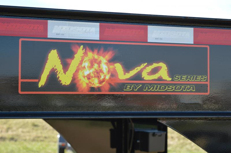 2019 Midsota Nova ETO-26 Equipment Trailer