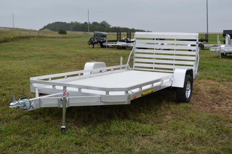 2020 Aluma 7814S-TG ATV Trailer