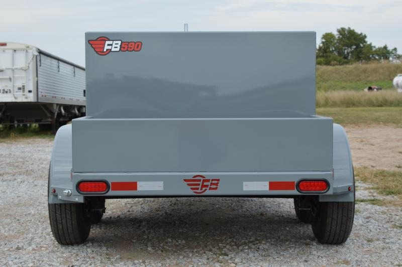 2020 Farm Boss 590 Tank Trailer